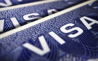 Какие документы нужны для американской туристической визы
