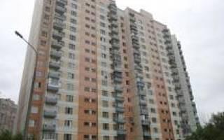 Несущие стены в панельных домах 9 этажей