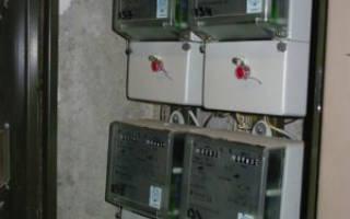 Кому принадлежат электросчетчики в многоквартирном доме
