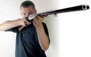 Регистрация нарезного оружия после покупки