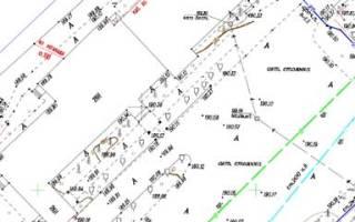 Топографическая съемка земельного участка для градостроительного плана