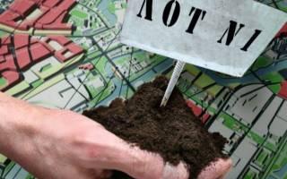 Как выкупить участок земли у государства