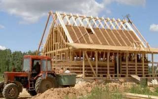 Земля под ЛПХ можно ли строить дом