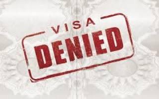 Отказ в визе сша повторная подача документов