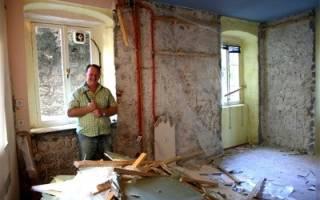 Как перепланировать дом старой постройки