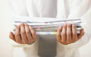 Какие документы подаются для регистрации квартиры?