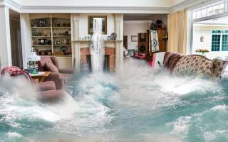 Как оценивается ущерб при затоплении квартиры?