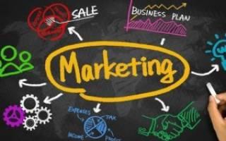 Договор на предоставления маркетинговых услуг
