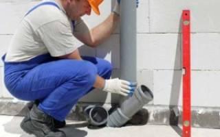 Кто меняет канализационные трубы в квартире?