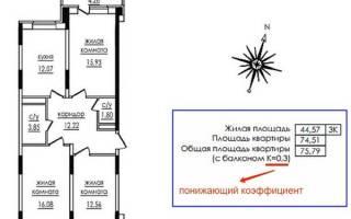 Считается ли лоджия в общую площадь квартиры?