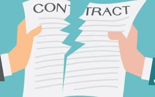 Расторжение договора лизинга по инициативе лизингополучателя