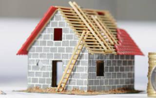 Линия застройки жилых домов на индивидуальном участке