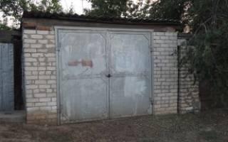 Договор купли продажи гаража без документов образец