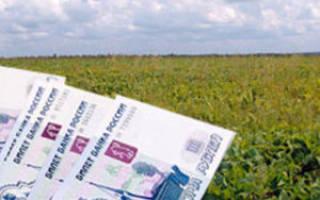 Как рассчитывается кадастровая стоимость земельного участка