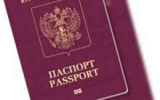 Правила подачи документов на загранпаспорт нового образца